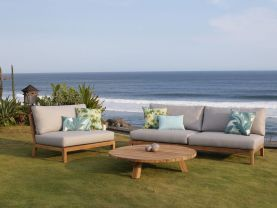 Sumba 3pc Teak Outdoor Setting