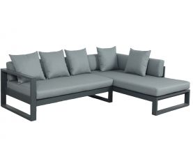 Willis Outdoor Chaise Lounge Setting