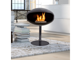 Cocoon Fires Ethanol Pedestal Fireplace