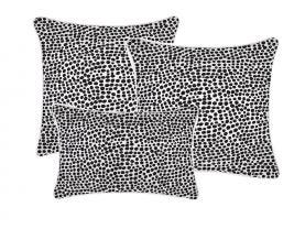 Pebbles Outdoor Cushions 3 Pack