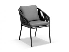 Java Outdoor Rope Dining Chair