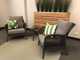 Serang 3pc Outdoor Lounge Setting