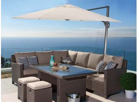 Lynden  280  Square Cantilever Umbrella