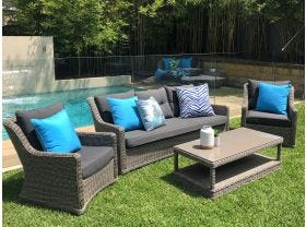 Somerset 4pc  Outdoor  Lounge setting