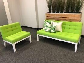 FLOOR MODEL - Tempo 2pc Lounge
