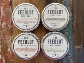 Feedlot 4pk Rub Package