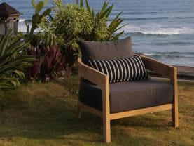 Ubud Outdoor Single Sofa