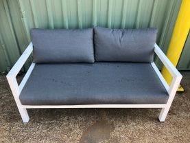 FLOOR MODEL- Vale 2 Seater Outdoor Lounge