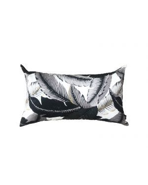 Aloha Palm Outdoor Euro Bolster Cushion