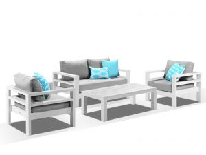 Aspen 4pc with two seater