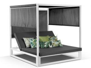 Ibiza Aluminium Canopy Daybed