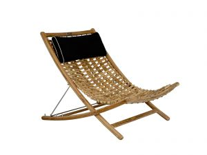 Kono XL Outdoor Deck Chair