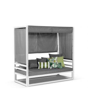 Martinet Aluminium Canopy Daybed