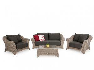 Versailles 4pc Outdoor Lounge Set