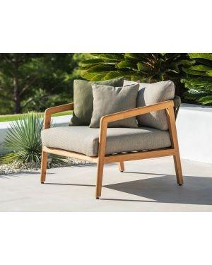 Ritz Outdoor Single Sofa