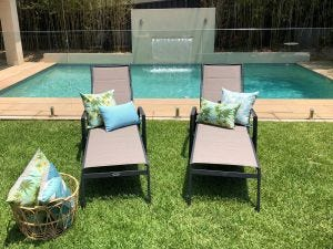 Verde Sunlounger 2pc Set -NSW ONLY