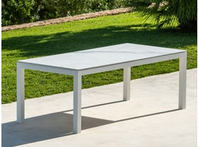 Danli Outdoor Ceramic Dining Table 220 x100cm
