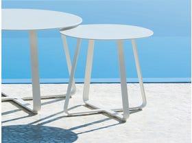 Elko 60cm Round Side Table