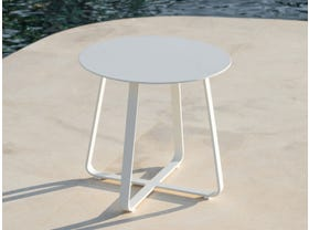 Elko 45cm Round Side Table