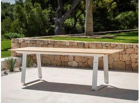 Elko Teak Outdoor Table -240 x 90cm