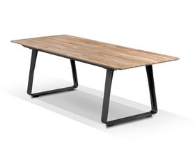 Elko Teak Outdoor Table -240 x 90cm