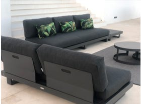 Fano 5 Seater Outdoor Lounge Setting