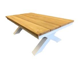 Fox Outdoor Teak Coffee Table