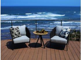Gizella 3pc Outdoor Balcony Setting