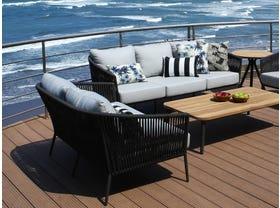 Gizella 3pc Outdoor Sofa Setting