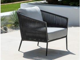 Gizella Outdoor Single Sofa