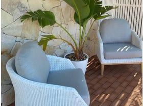 Grace 3pc Outdoor Lounge Setting