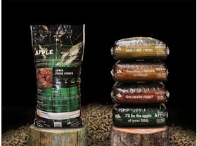 Green Mountains Grills Package - Bags of Smoker Pellets x5