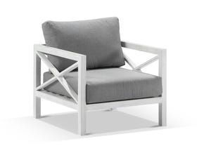 Hampton Outdoor Single Sofa