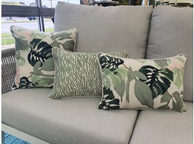 Escape to Paradise Hanoi Outdoor Cushions 3 Pack