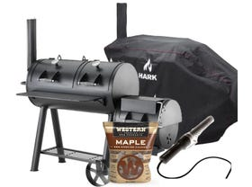 Hark Texas Pro Pit  Smoker Package