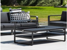 Reno 3pc Outdoor Aluminium  Lounge Setting