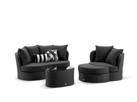 Knut 4pc Outdoor Lounge setting