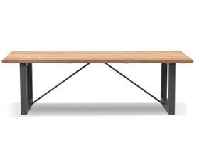 Marseille Timber Extension Table