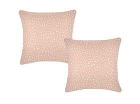 Lunar Blush 45cm Outdoor Cushion 2 Pack