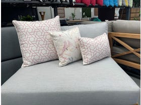 Coral Coast and Milan Outdoor Cushion 3 Pack