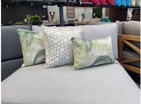Seminyak and Milan  Outdoor Cushion 3 Pack
