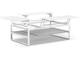 Miami Adjustable Outdoor Coffee Table