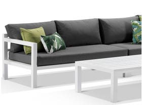 Monarch 6 Seater Outdoor Modular Lounge Setting