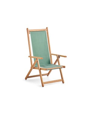 Monte Deck Chair -Sage