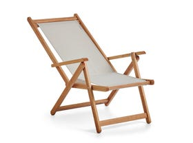 Monte Deck Chair -Raw