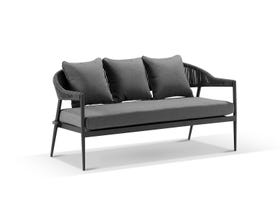 Nivala Rope Outdoor 2 Seater Sofa