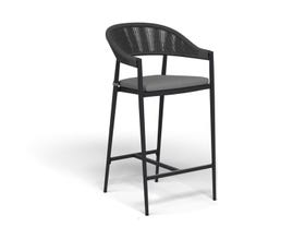 Nivala Outdoor Bar Chair