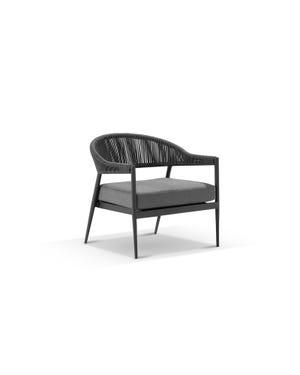 Nivala Rope Outdoor Arm Sofa