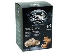 Oak Bisquettes