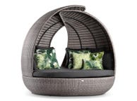 Lotus Wicker Daybed